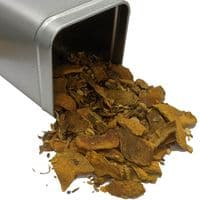 Turmeric Spice Tisane Caffeine-Free Herbal Loose Leaf Tea Blend in a Choice of Quantities